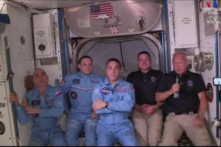 На борту МКС 31 мая 2020 года - Миссия SpaceX и новые космические реалии