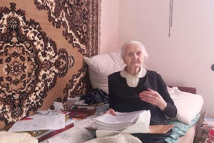 На Тернопільщині померла зв'язкова ОУН-УПА Марія Штепа - На Тернопільщині померла легендарна зв'язкова УПА Марія Штепа