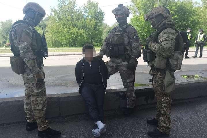 <p>&laquo;Мінер&raquo; мосту &ndash; мешканець Київщини</p> - У Авакова розповіли, яке звинувачення висунуть «мінеру» мосту Метро