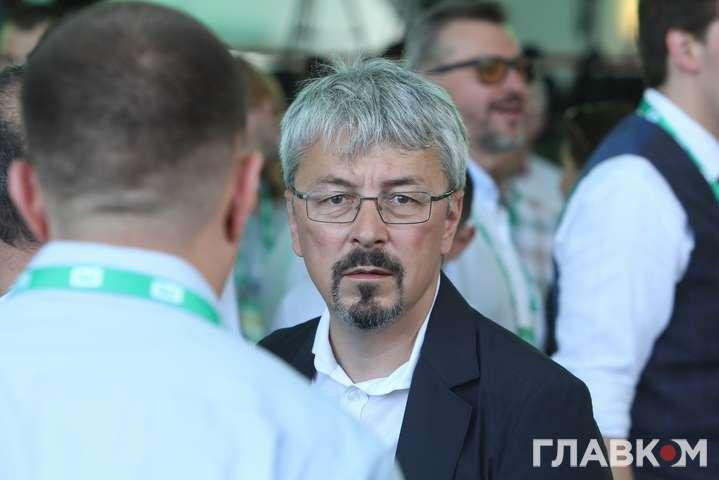 Ткаченко буде міністром культури, бо у Єрмака є свій кандидат на Київ