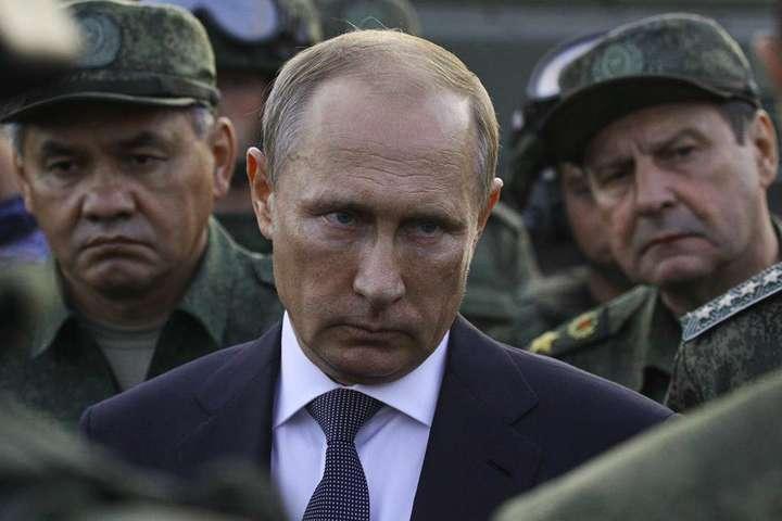 Рішення щодо застосування російської ядерної зброї приймає Путін — Путін затвердив умови використання ядерної зброї