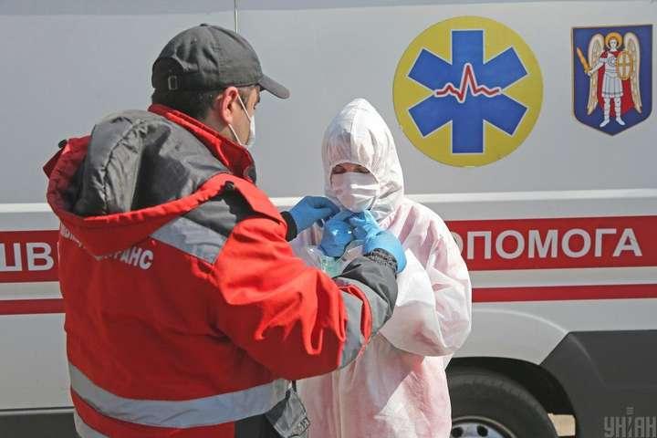 У Києві виявлено вдвічі більше нових випадків Covid-19 ніж за попередню добу