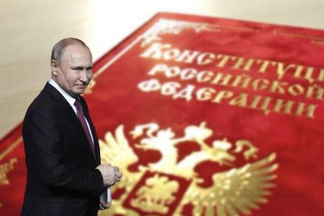 Поправки до Конституції Росії набули чинності і без народного голосування