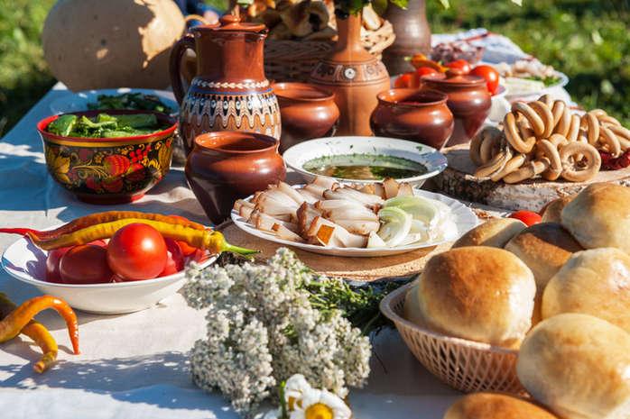 День Святой Троицы: традиционные блюда праздничного стола