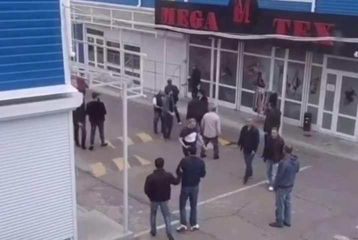 На ринку «Сьомий кілометр» в Одесі стрілянина сталася вранці 2 червня