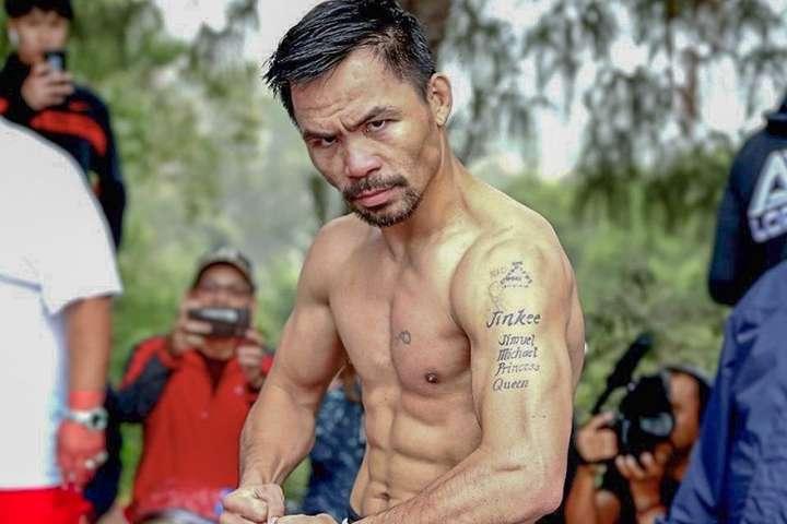 Менні Пак'яо посивів і вирішив піти в політику — Знаменитий боксер вирішив балотуватися на посаду президента Філіппін