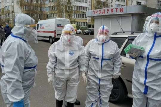 Коронавірус атакує: на Київщині за добу понад пів сотні нових випадків Covid-19