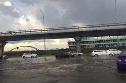 Фото: — Київ після зливи 15 червня