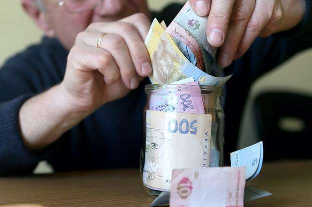 Кто получит две пенсии в минимальная пенсия в долларах на украине