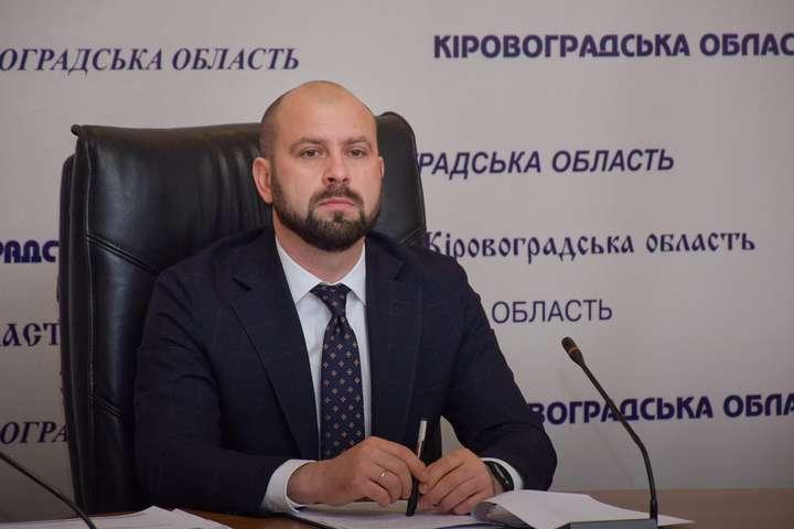 Голова ОДА, який погорів на хабарі у 1,8 млн грн, і є обіцяне Зеленським нове обличчя?