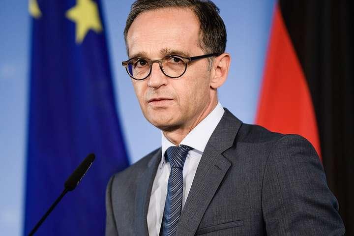 <p>Міністр закордонних справ ФРН Гайко Маас</p> - Американсько-німецькі відносини не будуть як «до Трампа» і за нового президента, – Маас