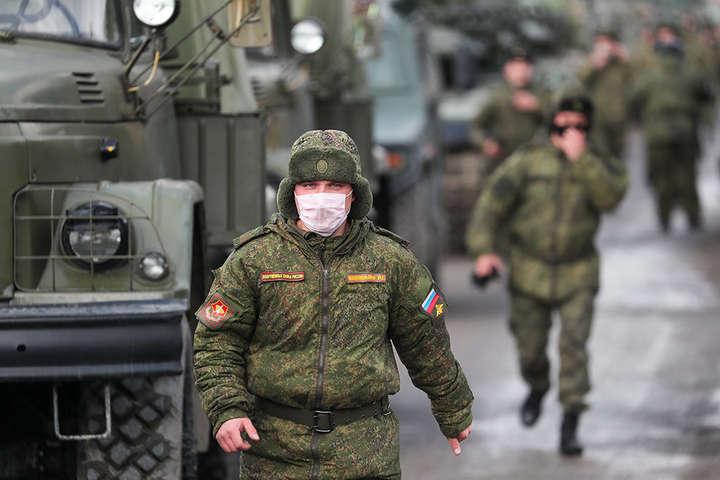 У російських навчаннях «Кавказ-2020» візьме участь понад 100 тисяч військових