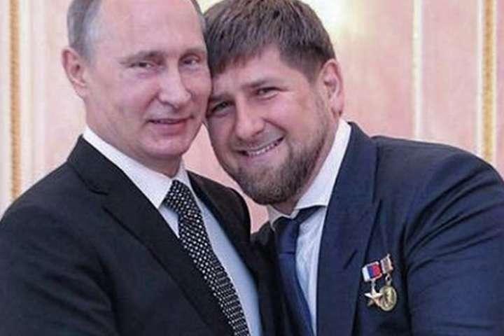 Кадыров призывает свой народ гордиться Путиным, при котором Россия развязала целый ряд кровопролитных войн - Кадыров заявил, что Путин должен править Россией до конца своей жизни