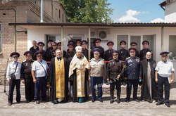 Фото: — У найближчих планах у мелітопольських «козаків» — відновити функцію охорони громадського порядку
