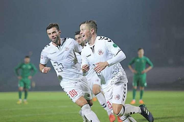 Досвідчений Денис Кожанов забив 13-й гол у сезоні - Луцька «Волинь» перемогла прямого конкурента і вийшла в лідери першої ліги (відео)