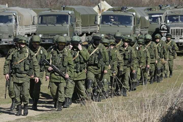 РФ накопичує військові сили вздовж українських кордонів - Україна в ОБСЄ: Росія зосередила на кордоні три групи військ для можливого наступу
