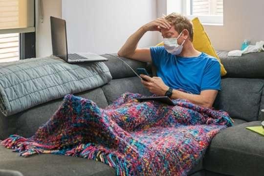 У МОЗ пояснили, як вийти із самоізоляції через додаток «Дій вдома»