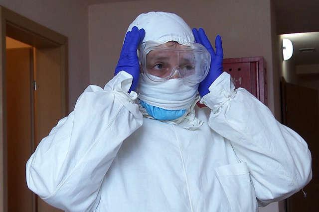 У Києві зменшується захворюваність на коронавірус серед медиків