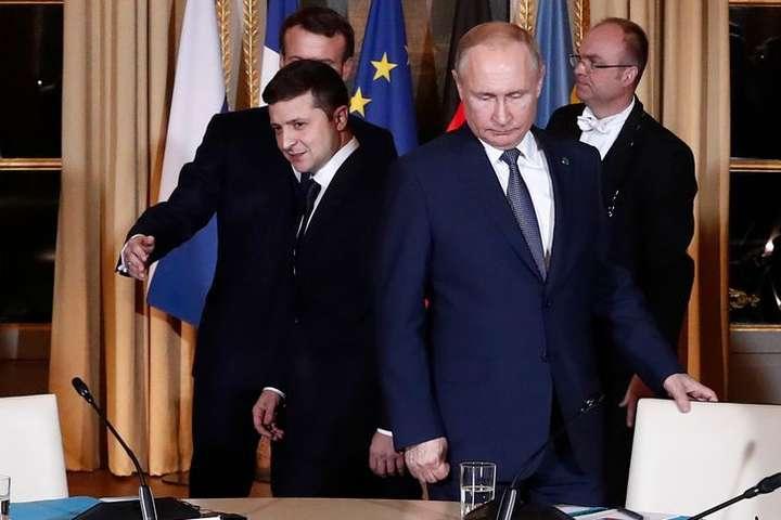 Росія вимагає від України розробити «десятки законів» і погодити їх з «Л/ДНР»
