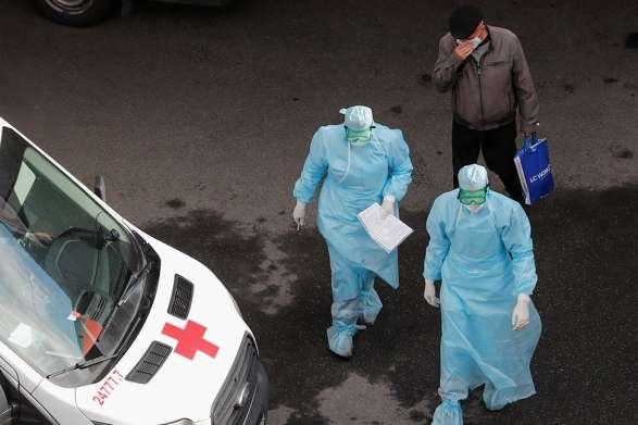 Найбільшу кількість нових випадків захворювання зареєстрували у Москві