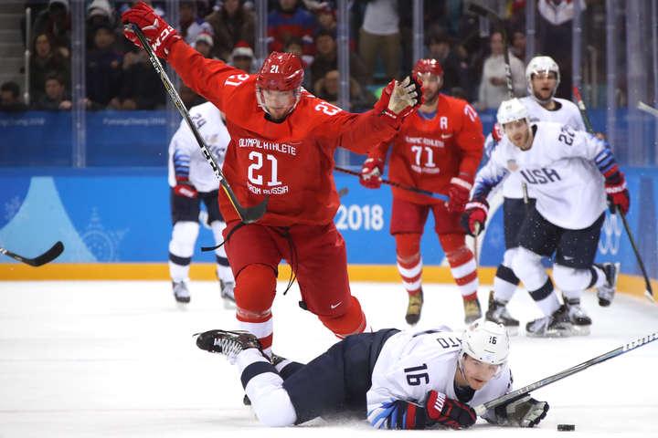 На Олімпіаді-2018 у Пхьончхані росіяни перемагали без прапора і гімну