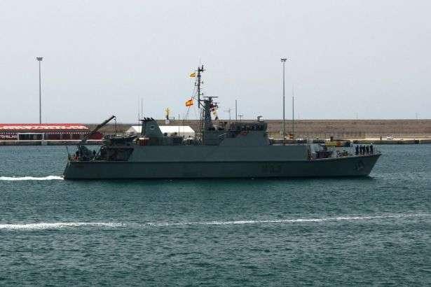 У Чорне море увійшли військові кораблі НАТО - У Чорне море увійшли військові кораблі НАТО
