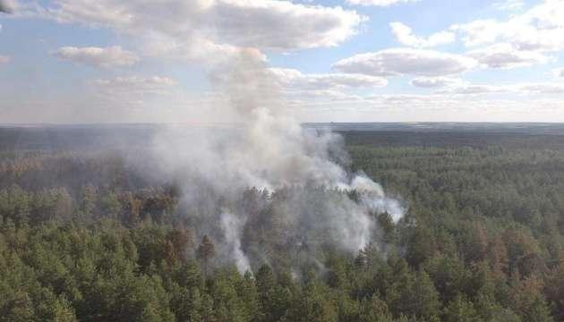 Пожежі на Луганщині: Росія робить ставку на диверсії