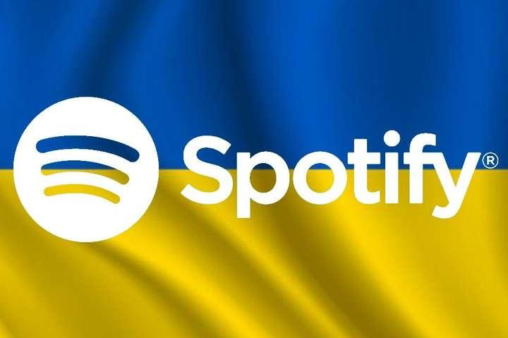 Количество стран, в которых доступен Spotify, достигло 92 - Музыкальный сервис Spotify начал работать в Украине
