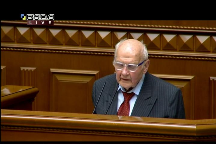 Старійшина українського парламентаризму звернувся до Зеленського з несподіваною пропозицією
