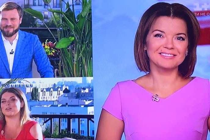 Ведуча каналу «1+1» показала, що тепер з її зубами в неї все гаразд — Телеведуча Марічка Падалко показала білосніжну посмішку після конфузу із зубом