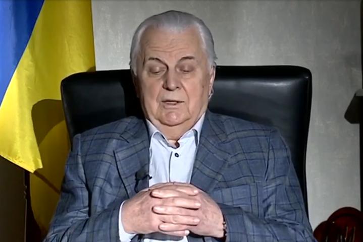 Леонід Кравчук назвав два свої перші кроки на перемовинах щодо Донбасу - Кравчук назвав два свої перші кроки на перемовинах щодо Донбасу