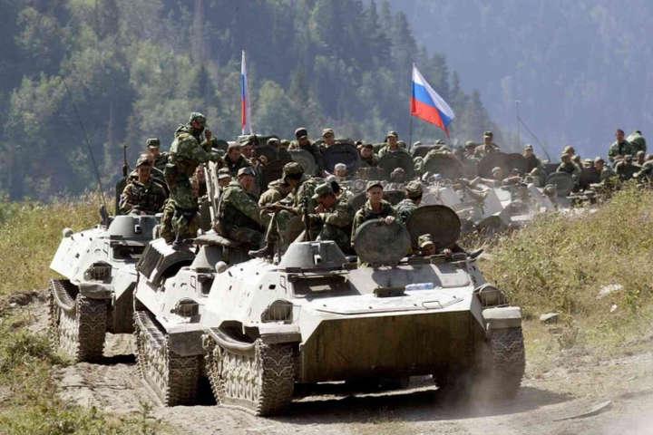 У Службі зовнішньої розвідки не виключають повномасштабного вторгнення Росії в Україну