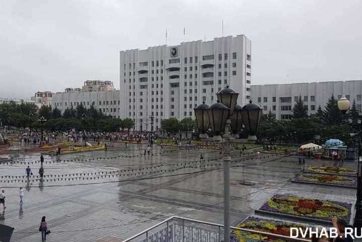 У Хабаровську відбувся найменш чисельний антипутінський протест - У Хабаровську відбувся найменш чисельний антипутінський протест