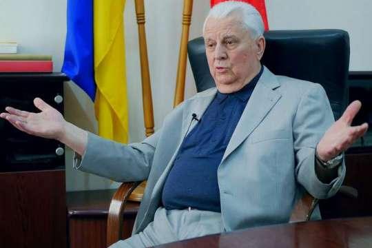 Перший президент Леонід Кравчук - Кравчук головний перемовник у Мінську – ставитися до цього без іронії складно