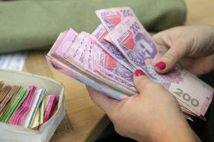 Пенсійний фонд розпочав фінансування пенсій серпня