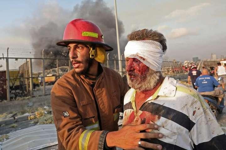 Тисячі постраждалих: лікарні Бейрута переповнені після вибуху