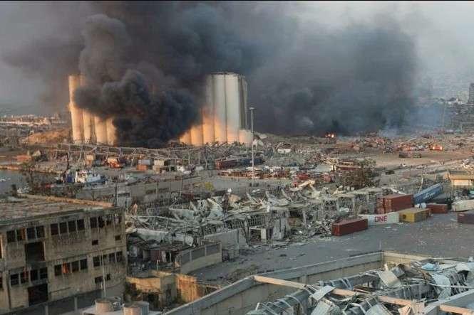 Наслідки вибуху в ліванському місті Бейрут - Вибух в Лівані: посольство України опублікувало «термінове оголошення»