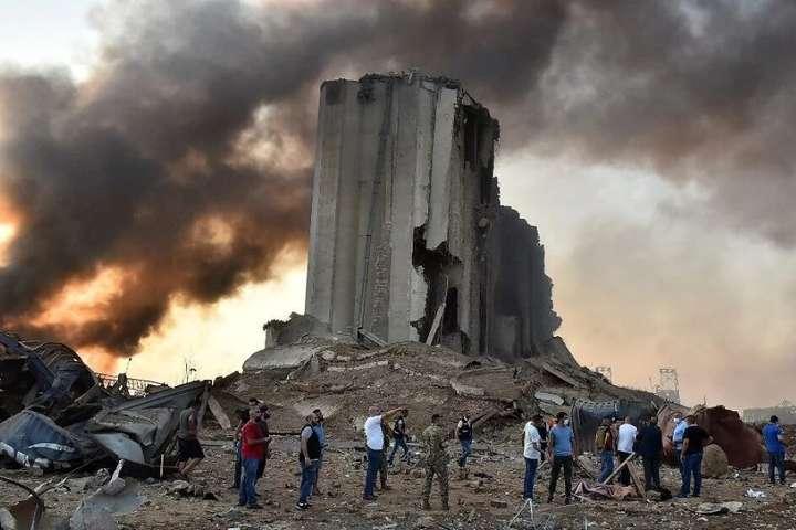 pВ результаті вибухів у Бейруті загинули щонайменше 30 осіб/p - Зеленський «глибоко шокований» новинами про вибухи в Бейруті