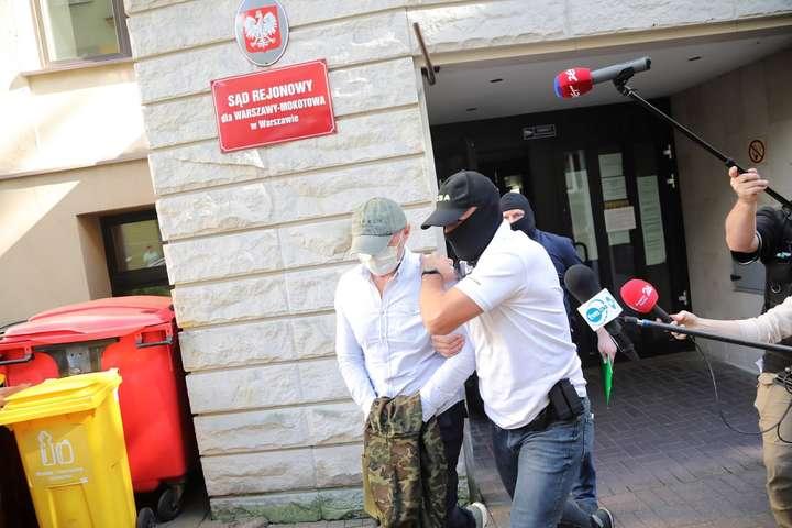 Після рішення суду Славомір Новак перебуває під тимчасовим арештом — У Польщі затримали ще одного фігуранта «справи Новака»
