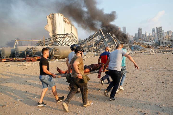 Вибух в Бейруті: стало відомо про жертви серед іноземців