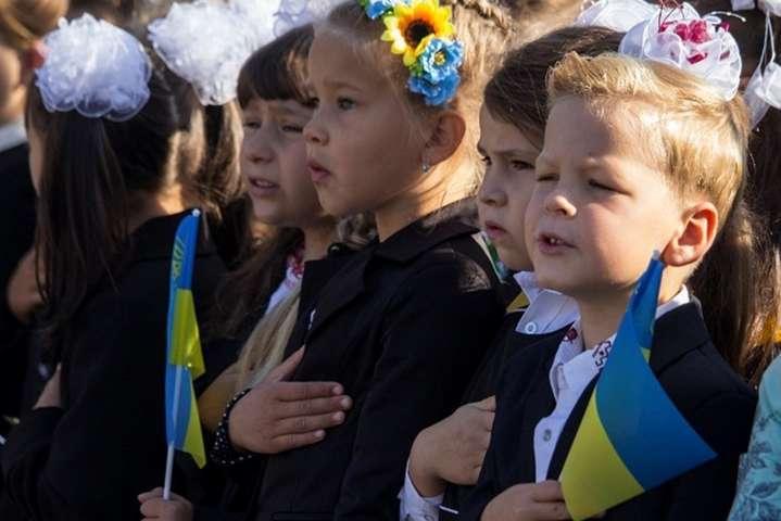 Чому приховану «вату» так коробить від того, що українські діти співатимуть гімн у школі