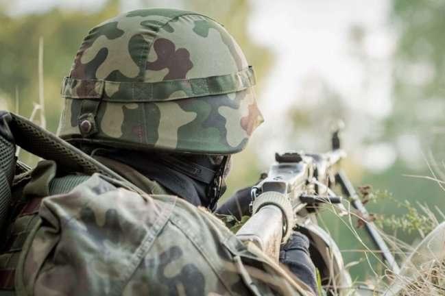 Військовослужбовці Об'єднаних сил на свідомі провокації з боку противника вогонь у відповідь не відкривали - Окупанти на Донбасі один раз обстріляли українських захисників
