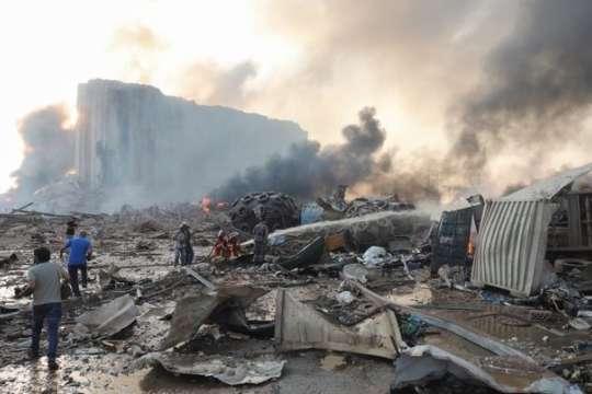 Вибух у Лівані: серед постраждалих є українці