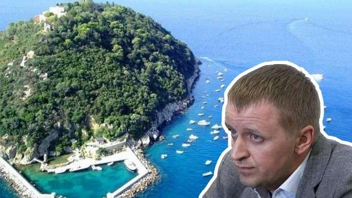 Син Вячеслава Богуслаєва Олександр та його італійський острів - Син регіонала, який готовий був «лизати доріжку до Москви», купив острів в країні ЄС і НАТО