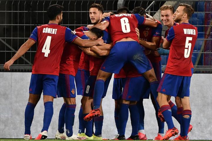Футболісти«Базеля» тішаться - вони вийшли на«Шахтар» - Визначився суперник «Шахтаря» за 1/4 фіналу Ліги Європи (відео)