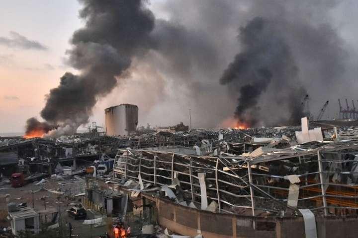 Суддя повідомив, що розслідування причин вибуху буде всебічним і відкритим - У Лівані затримала 16 осіб у справі про вибух у порту Бейрута