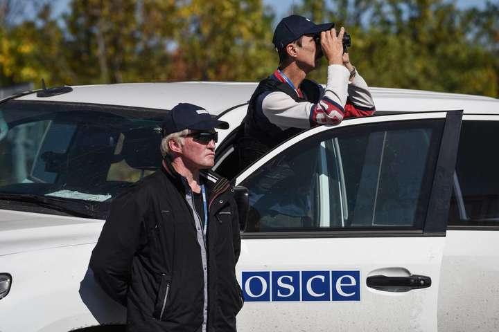 Спеціальна моніторингова місія ОБСЄ в Україні розпочала свою роботу 21 березня 2014 року - Місія ОБСЄ вперше з початку роботи на Донбасі не зафіксувала порушень за добу