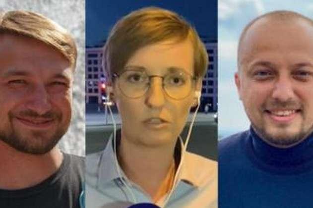 У МЗС України відреагували на затримання журналістів у Мінську