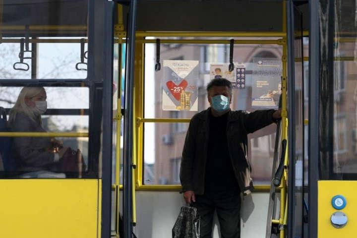 Уряд вирішив, як працюватиме громадський транспорт у «червоній» карантинній зоні