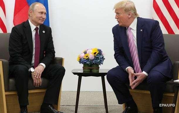 Дональд Трамп хотів би бачити Володимира Путіна на зустрічі Великої сімки - Трамп заявив, що неодмінно запросив би Путіна на саміт G7 в США